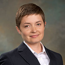 Photo of attorney Keely J. Collins