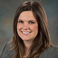 Photo of attorney Karley Biggs Sebia
